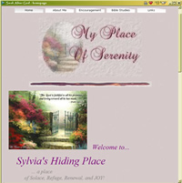 Seek After God homepage